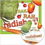 노부영 세이펜 Rah, Rah, Radishes! (PB+CD)