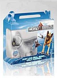 캣츠 앤 독스 2 (인형 포함 - 강아지,고양이 랜덤)