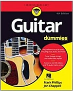 Guitar for Dummies (Paperback, 4)