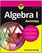 Algebra I for Dummies (Paperback, 2)