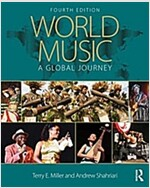 World Music : A Global Journey - Hardback Only (Package, 4 New edition)