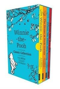 Winnie-the-Pooh Classic Collection (Paperback)