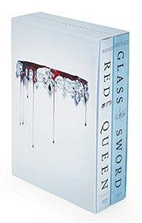 Red Queen 2-Book Box Set: Red Queen, Glass Sword (Paperback)