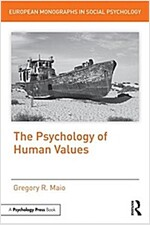 The Psychology of Human Values (Paperback)