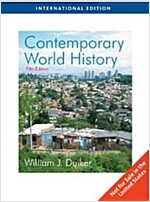 Contemporary World History (5th Edition, Paperback)