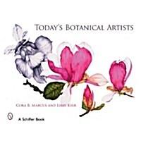 Todays Botanical Artists (Hardcover)