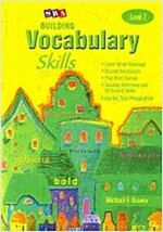 Building Vocabulary Skill Level 2 : Student Book