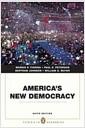 [중고] America's New Democracy (Paperback, 6th, Revised)