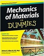 Mechanics of Materials for Dummies (Paperback)