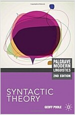 Syntactic Theory (Paperback, 2nd ed. 2011)