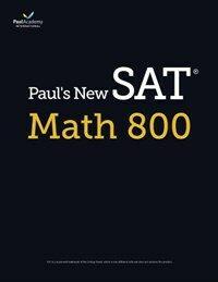 Paul's New Sat Math 800 (Paperback)