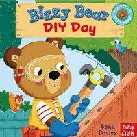 Bizzy Bear: DIY Day (Board Book)