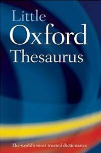 Little Oxford Thesaurus (Hardcover, 3 Revised edition)
