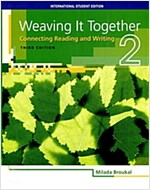 Weaving It Together 2: Student Book (3rd Edition)