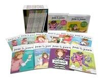 Junie B. Jones #1-28 Full Set (Paperback 28권 + CD + Word Book)