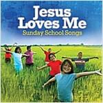 [중고] Jesus Loves Me Sunday School Songs