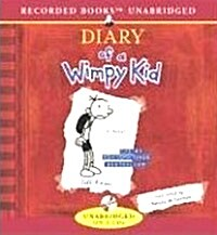 Diary of a Wimpy Kid #1: A Nobel in Cartoons (Audio CD 2장)