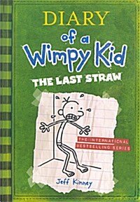 Diary of a Wimpy Kid #3: The Last Straw (Paperback + Audio CD 2장)