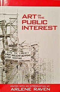 Art in the public interest