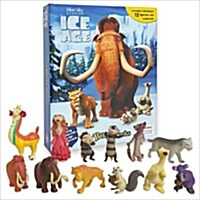 My Busy Book : Ice Age 아이스 에이지 비지북 (Board book)