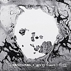 [수입] Radiohead - 9집 A Moon Shaped Pool [UK 수입반]
