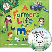노부영 A Farmers Life For Me (Hybrid) (Paperback + Hybrid CD)