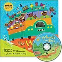 노부영 Wheels On the Bus,The (Hybrid) (Paperback + Hybrid CD)