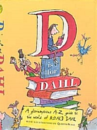 D is for Dahl (Hardcover, 영국판)