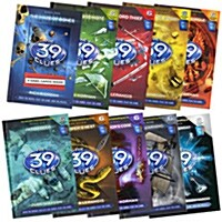 The 39 Clues #1-10 Set (Hardcover)