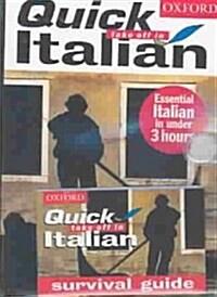 Quick Take Off In Italian