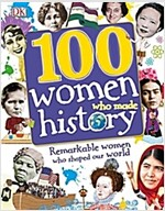 100 Women Who Made History: Remarkable Women Who Shaped Our World (Hardcover)