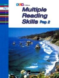 New Multiple Reading Skills Prep 2 (Paperback + Audio CD 1장)