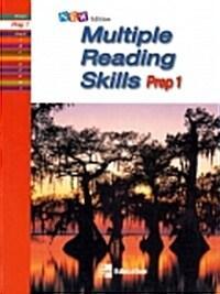 New Multiple Reading Skills Prep 1 (Paperback + Audio CD 1장)