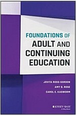 Foundations of Adult and Continuing Education (Hardcover)