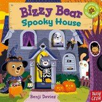 Bizzy Bear: Spooky House (Board Book)