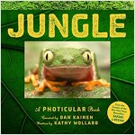 Jungle: A Photicular Book (Hardcover)