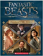 Character Guide (Fantastic Beasts and Where to Find Them) (Hardcover)