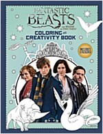 Coloring and Creativity Book (Fantastic Beasts and Where to Find Them) (Paperback)