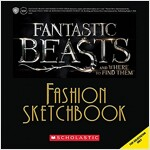 Fantastic Beasts and Where to Find Them: Fashion Sketchbook (Paperback)