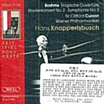 [수입] 브람스 : 비극적 서곡 Op.81, 피아노 협주곡 2번 Op.83 & 교향곡 3번 Op.90