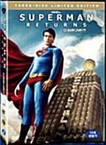 [중고] 슈퍼맨 리턴즈 LE (3disc)