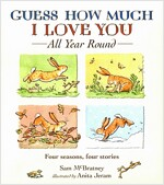Guess How Much I Love You All Year Round (Paperback)