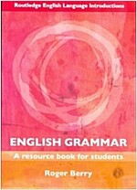 English Grammar : A Resource Book for Students (Paperback)