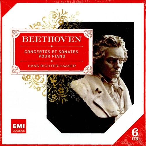 [수입] 베토벤 : 피아노 소나타 & 협주곡 3, 4, 5