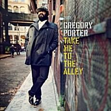 [수입] Gregory Porter - Take Me To The Alley [2LP]