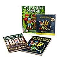 My Fathers Dragon 3종 세트 (Book 3권 + Audio CD 2장)