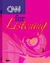 CNN for Listening 1: Student Book (Paperback 1권 + MP3 CD 1장)