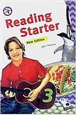 Reading Starter 3 : Student Book (New Edition, Paperback + CD 1장)