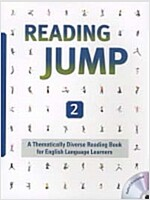 Reading Jump 2 : Student Book, Work Book (Paperback + CD)