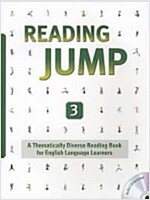 Reading Jump 3 : Student Book, Work Book (Paperback + CD)